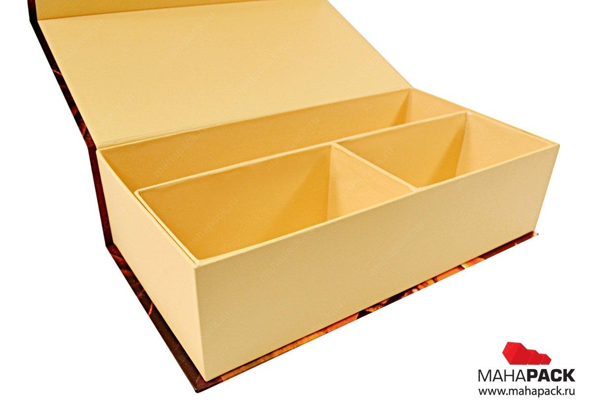 Производство коробок для подарочного набора