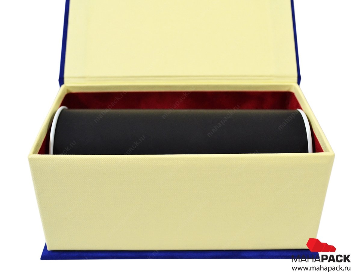 Производство коробок с ложементами на заказ