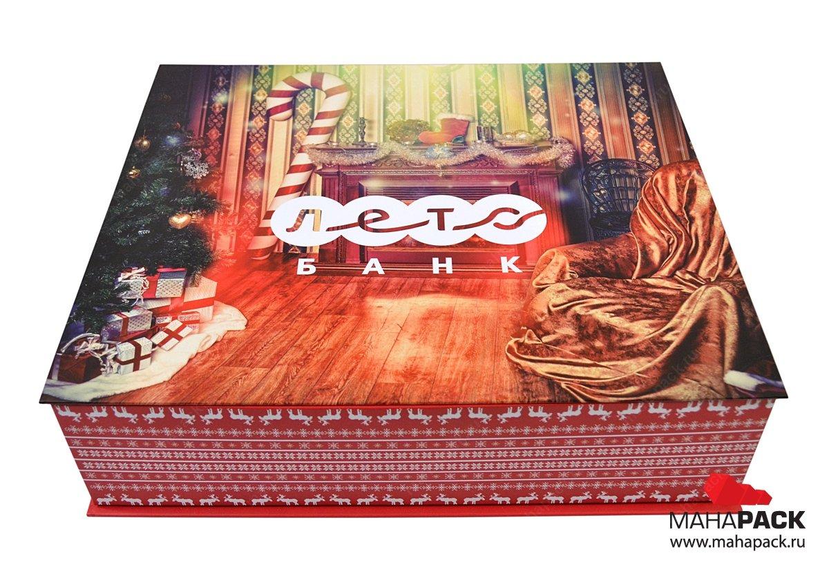 Подарочные коробки с атласным ложементом