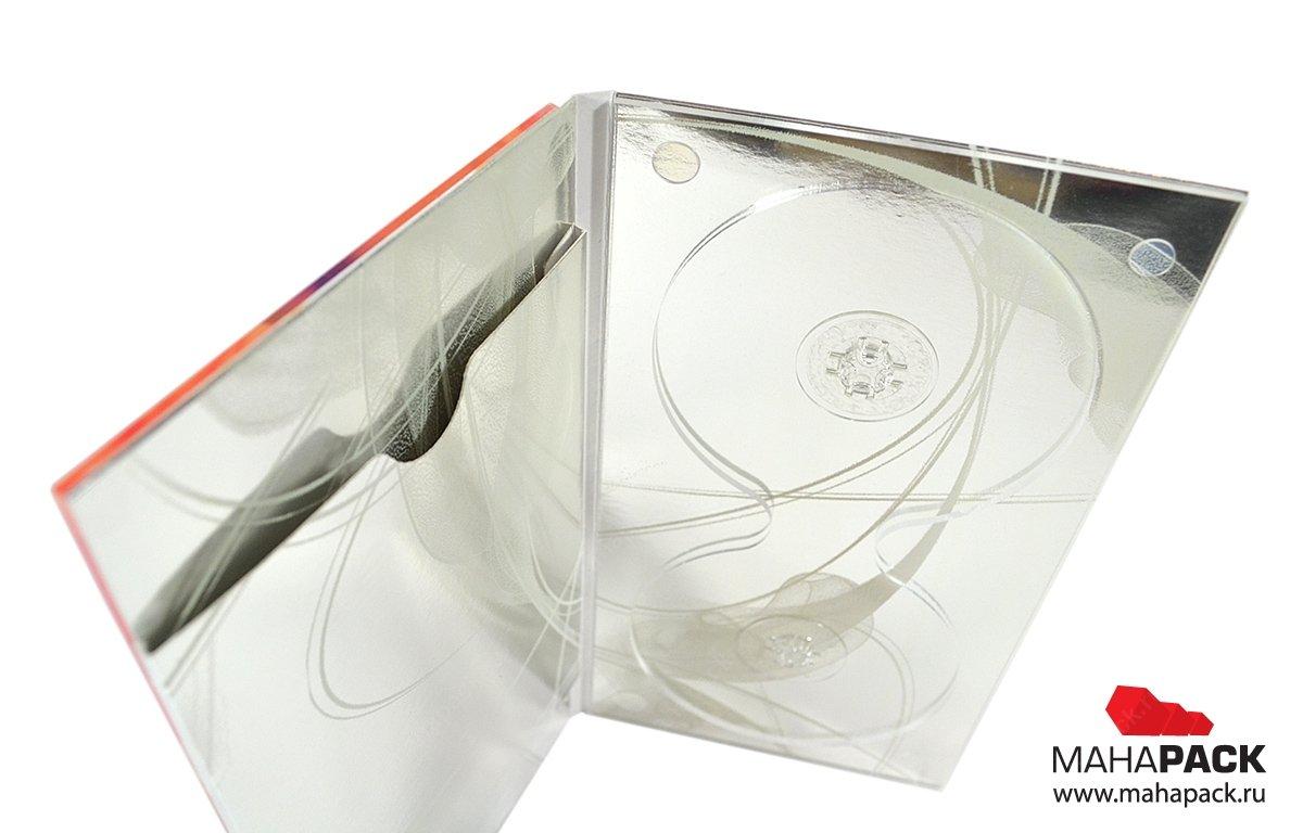 Интересная упаковка из комбинированных материалов