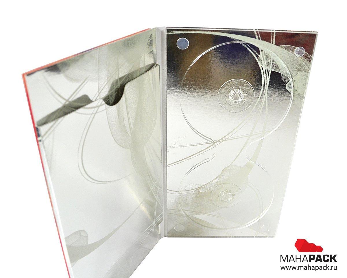 Оригинальная упаковка с прозрачным пластиком