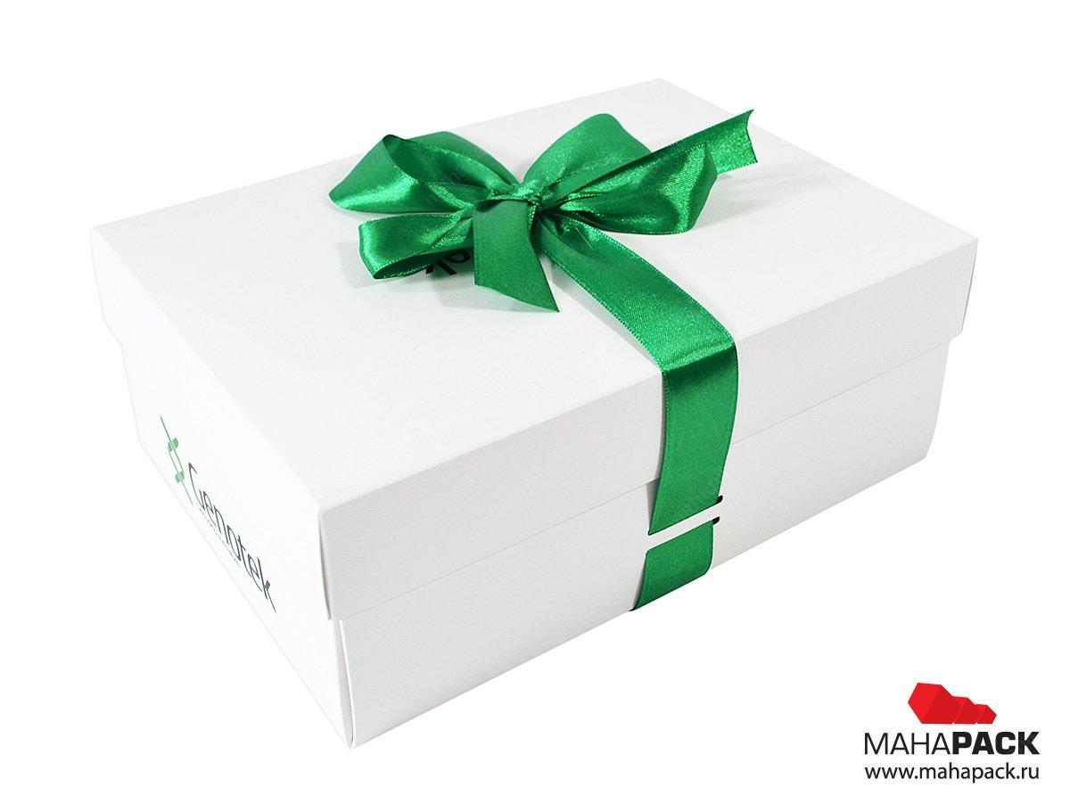 коробки с логотипом на заказ ногинск