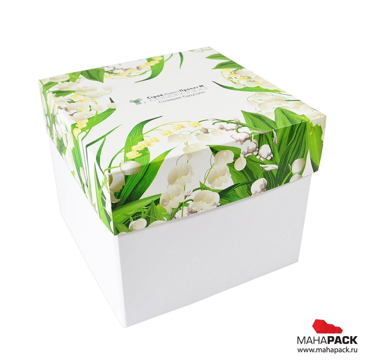 Коробка трансформер для сувениров