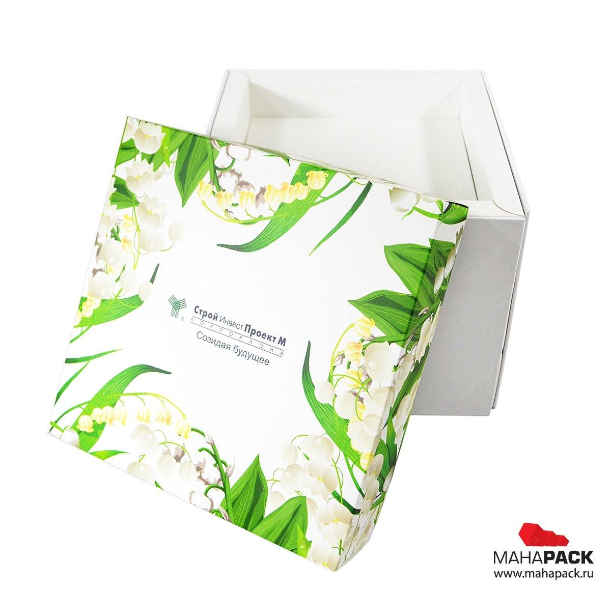 Коробка трансформер для подарков