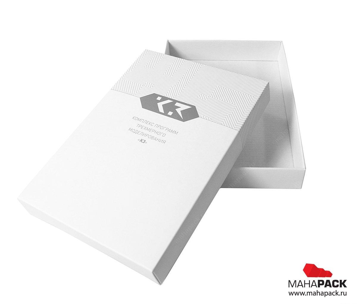Коробка крышка-дно для ПО и документации