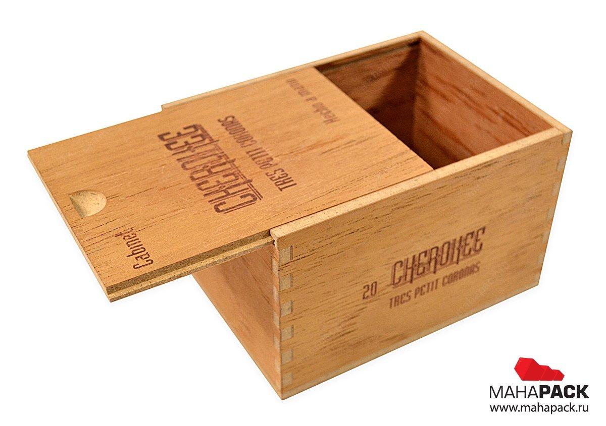 Коробка пенал для подарка 16