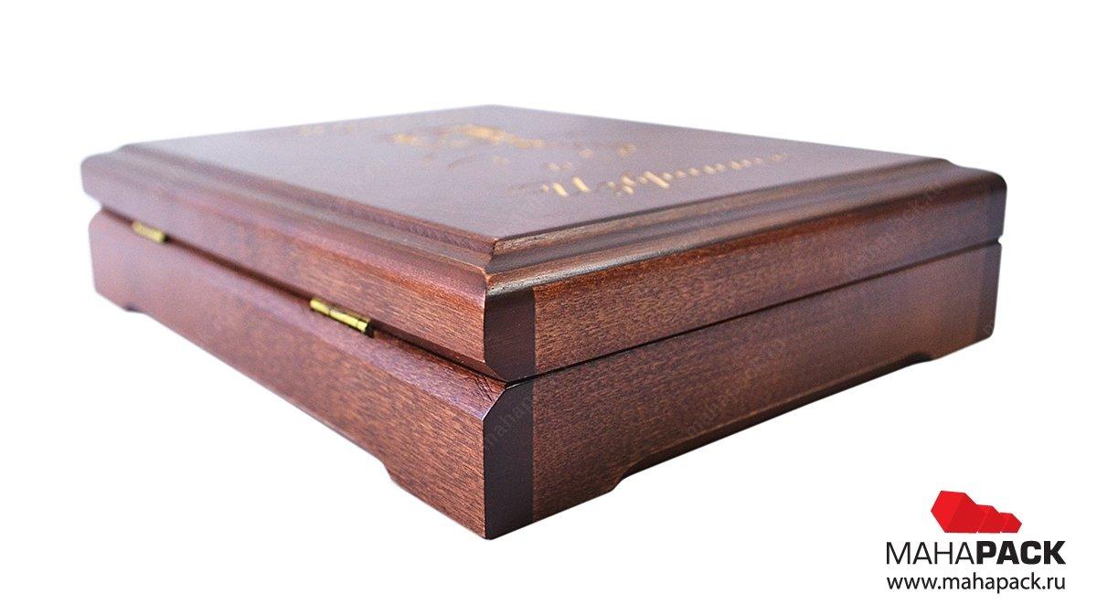 Деревянная упаковка