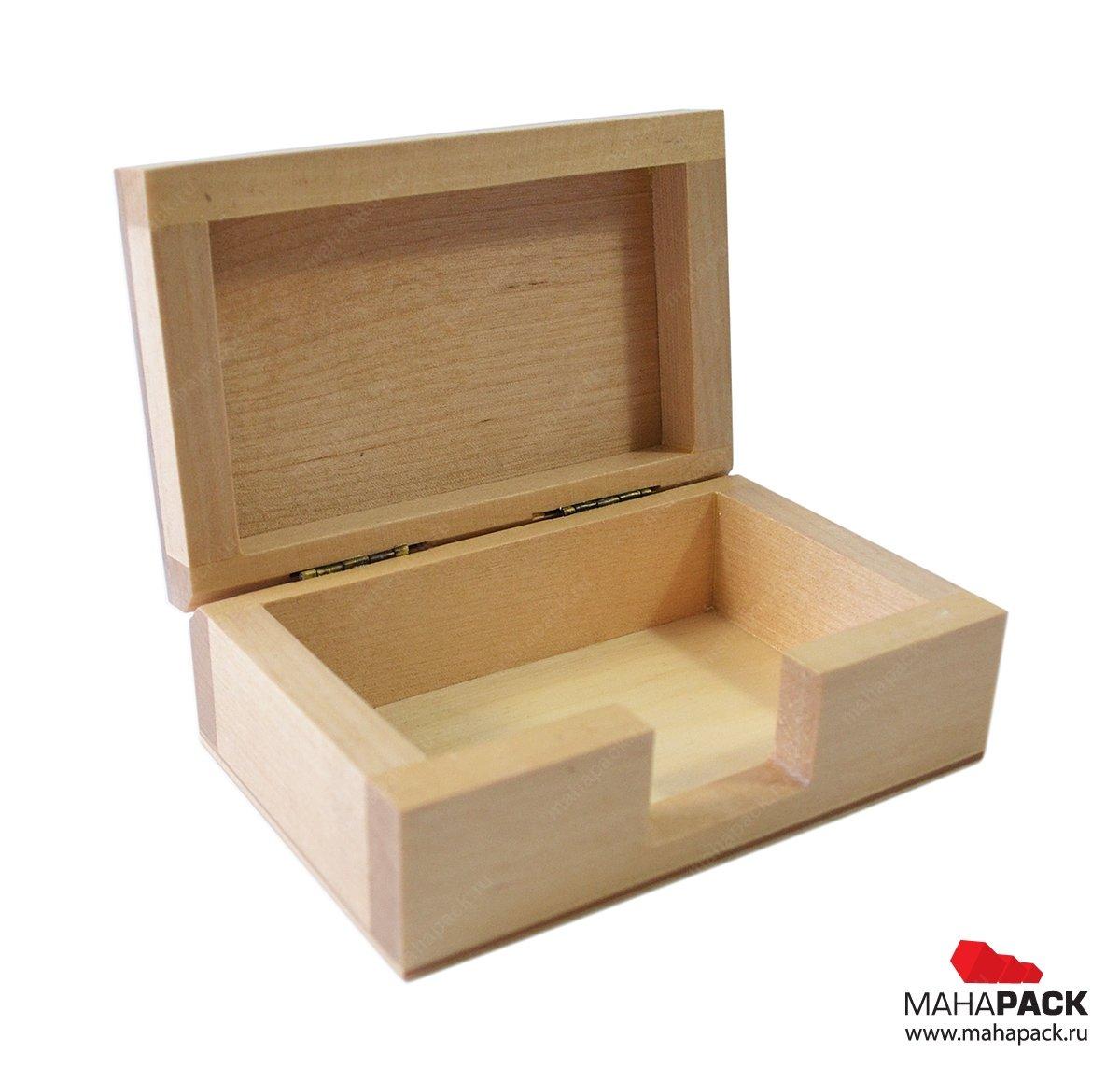 Изготовление деревянных коробок