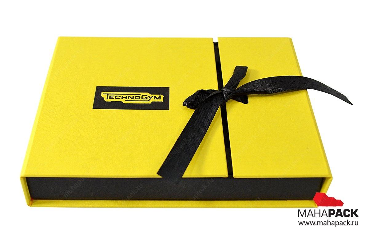 подарочные коробки для сертификатов на заказ