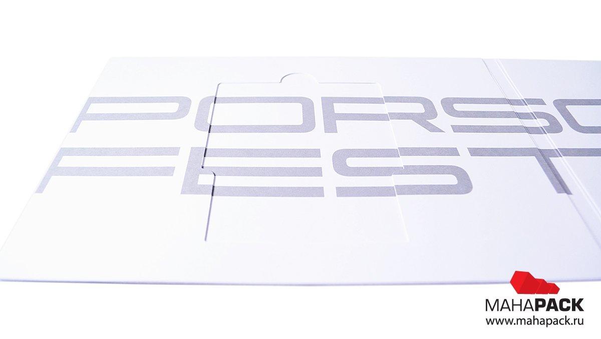 промо упаковка с печатью