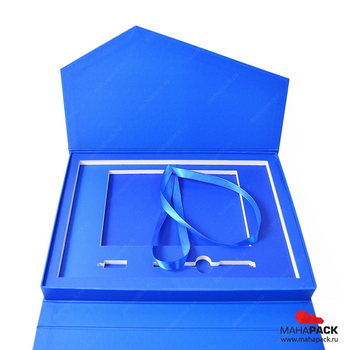 изготовление кашированной упаковки с ложементом