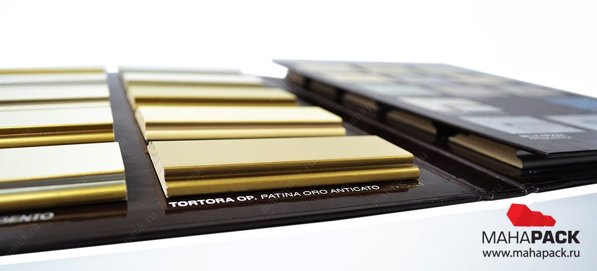 картонная упаковка на заказ с печатью и ламинацией