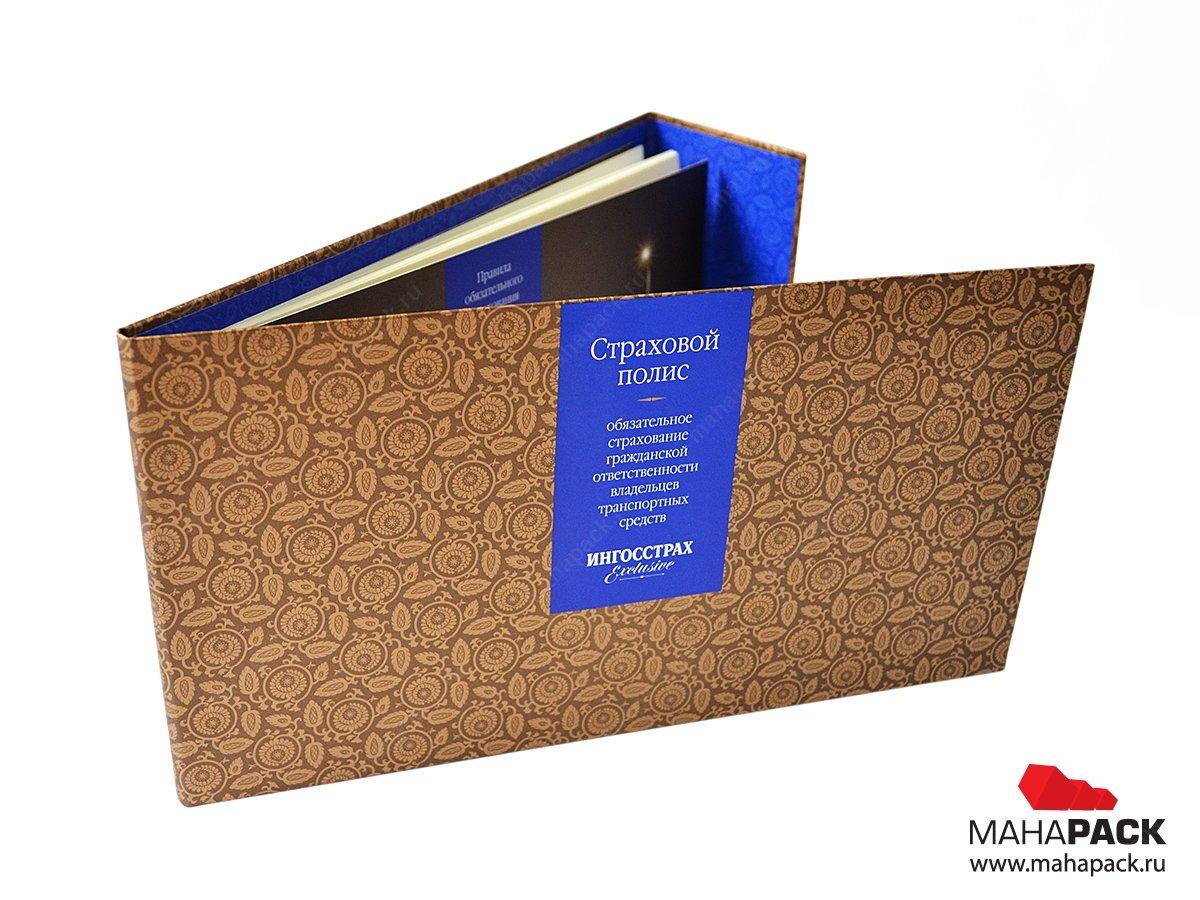 производство дизайнерской упаковки