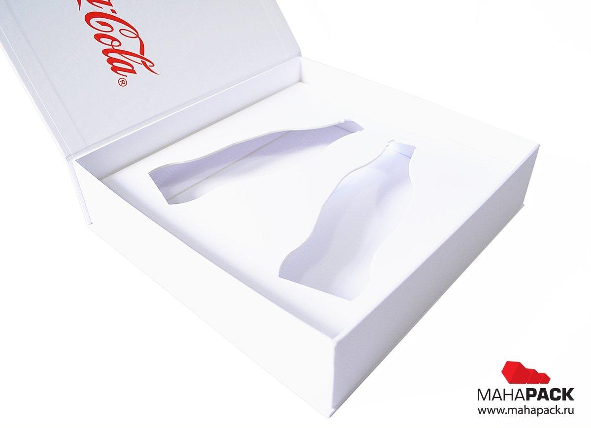 фирменная подарочная упаковка для образцов продукции