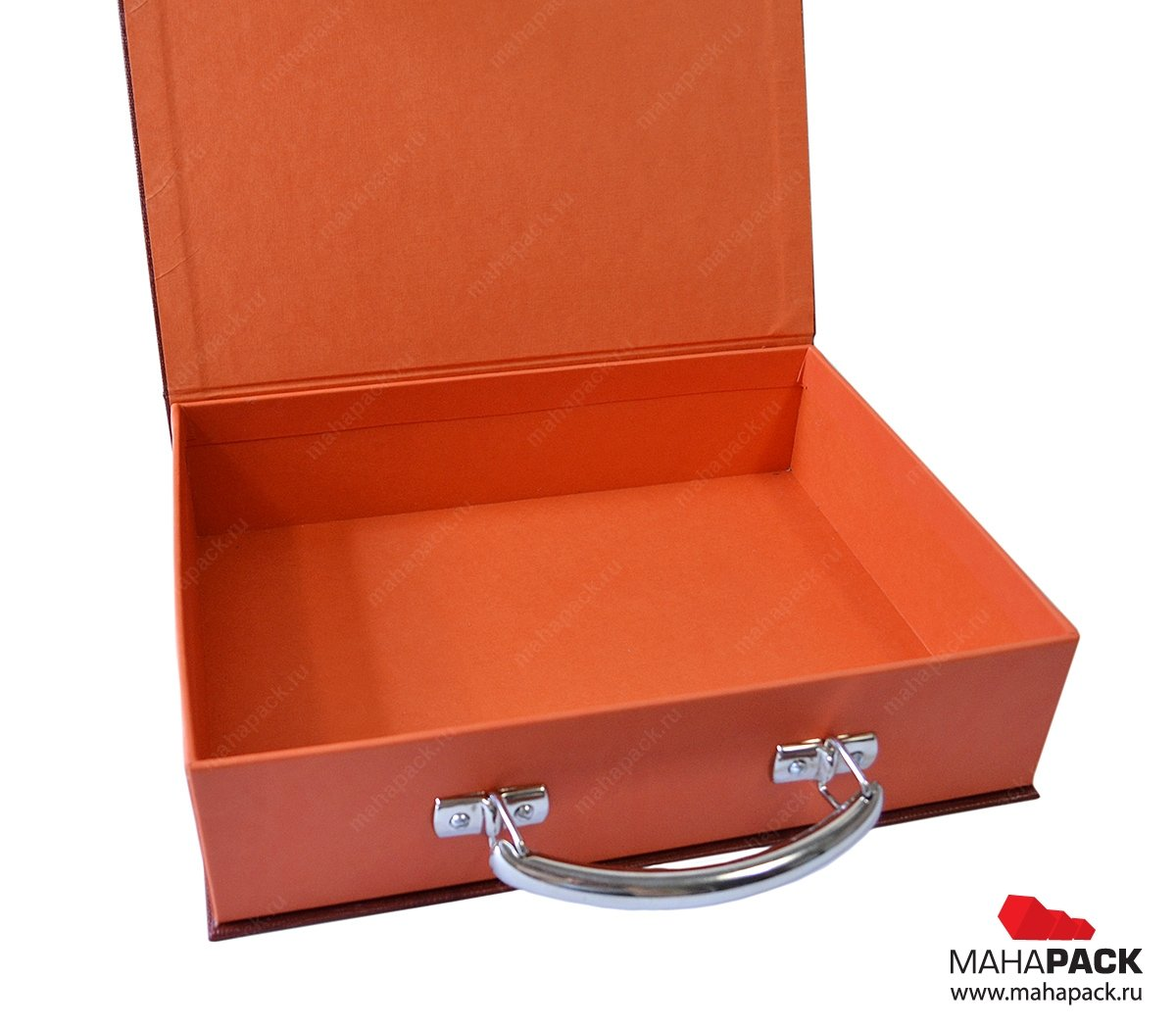 кашированная упаковка-портфель для образцов продукции на заказ