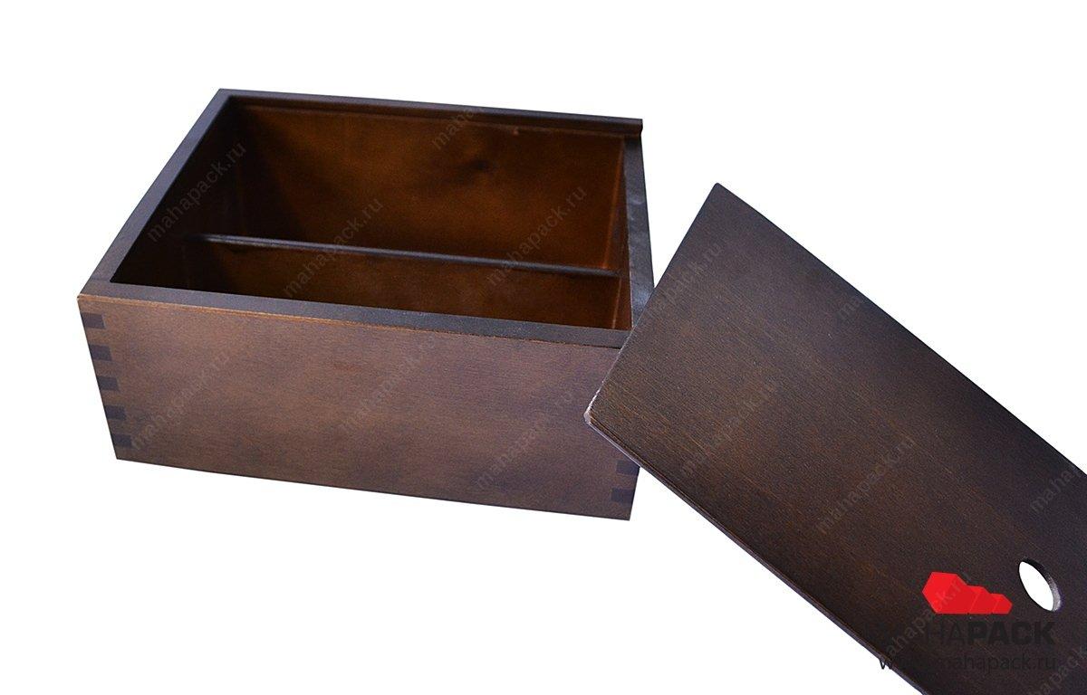 изготовление деревянной упаковки для подарков и сувениров
