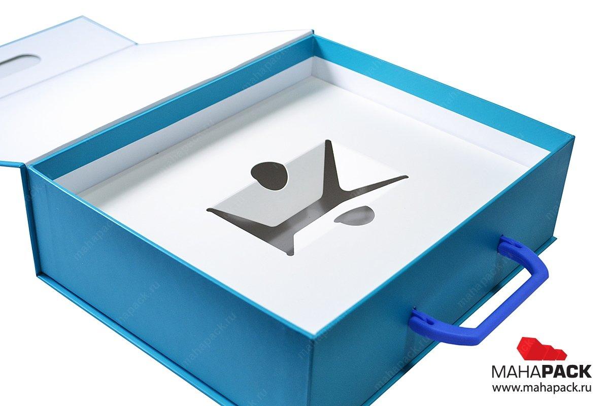 Индивидуальная упаковка с картонным ложементом