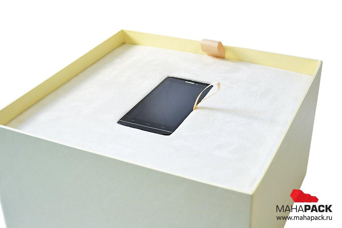 Эксклюзивная подарочная упаковка для телефона