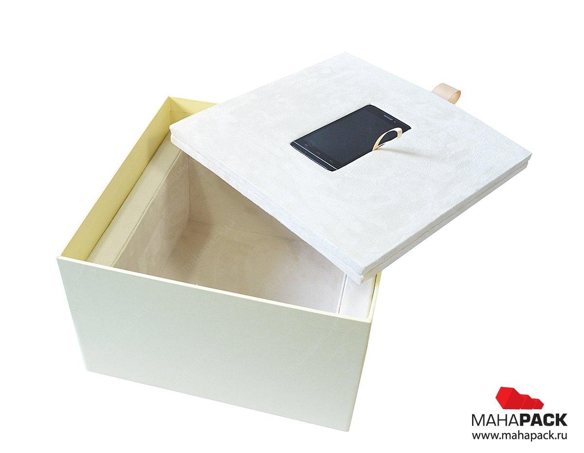 Дизайнерская коробка премиум класса на заказ