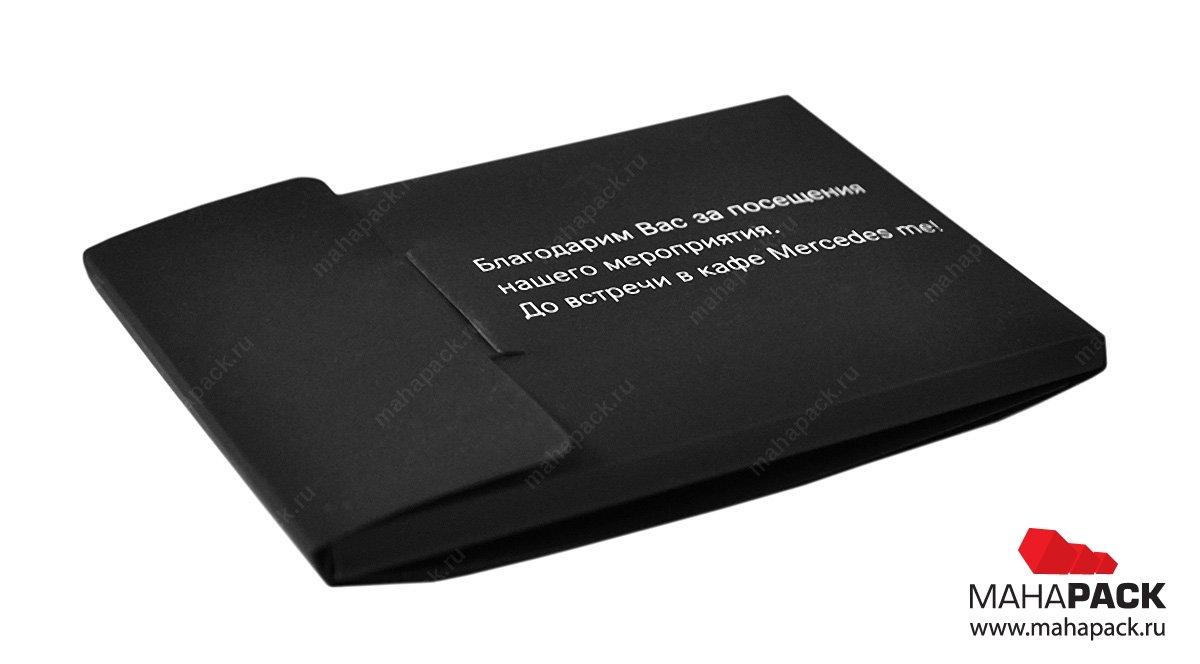 дизайнерская упаковка из картона под заказ