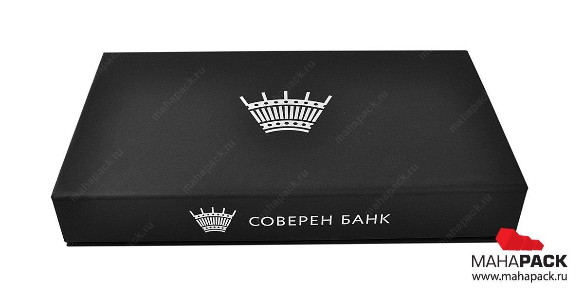 Welcome-pack для банковской карты и полиграфии