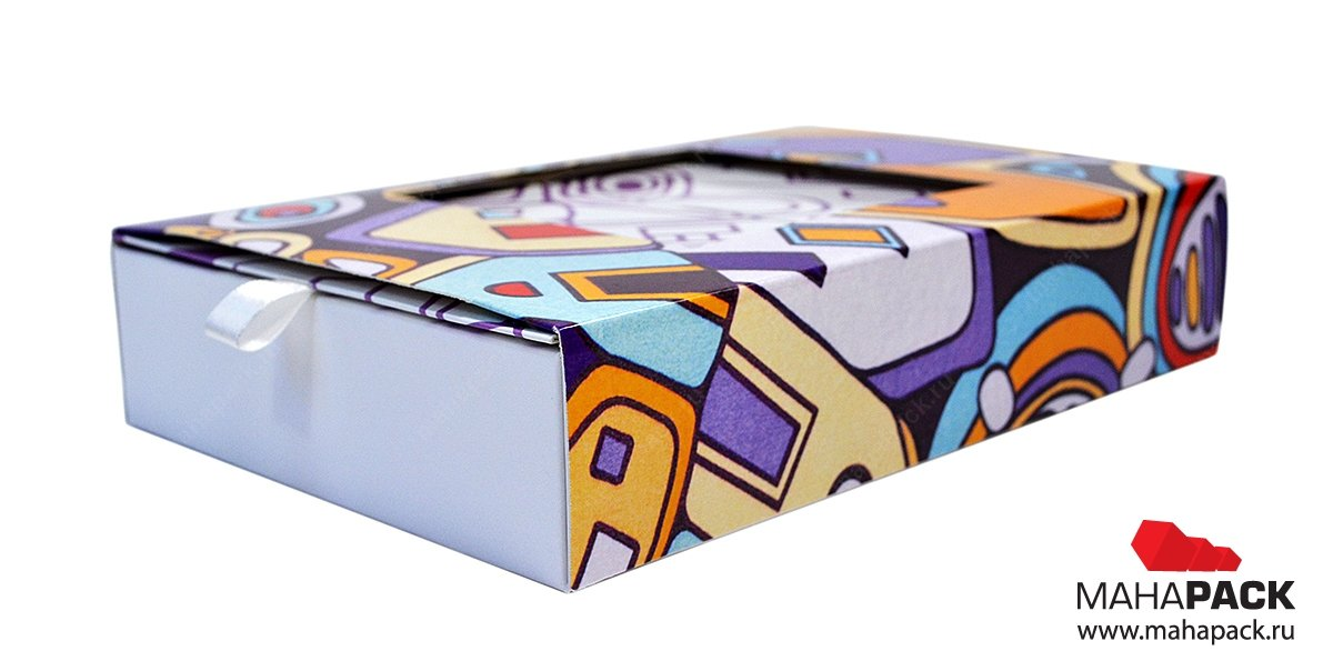Разработка фирменной упаковки на заказ