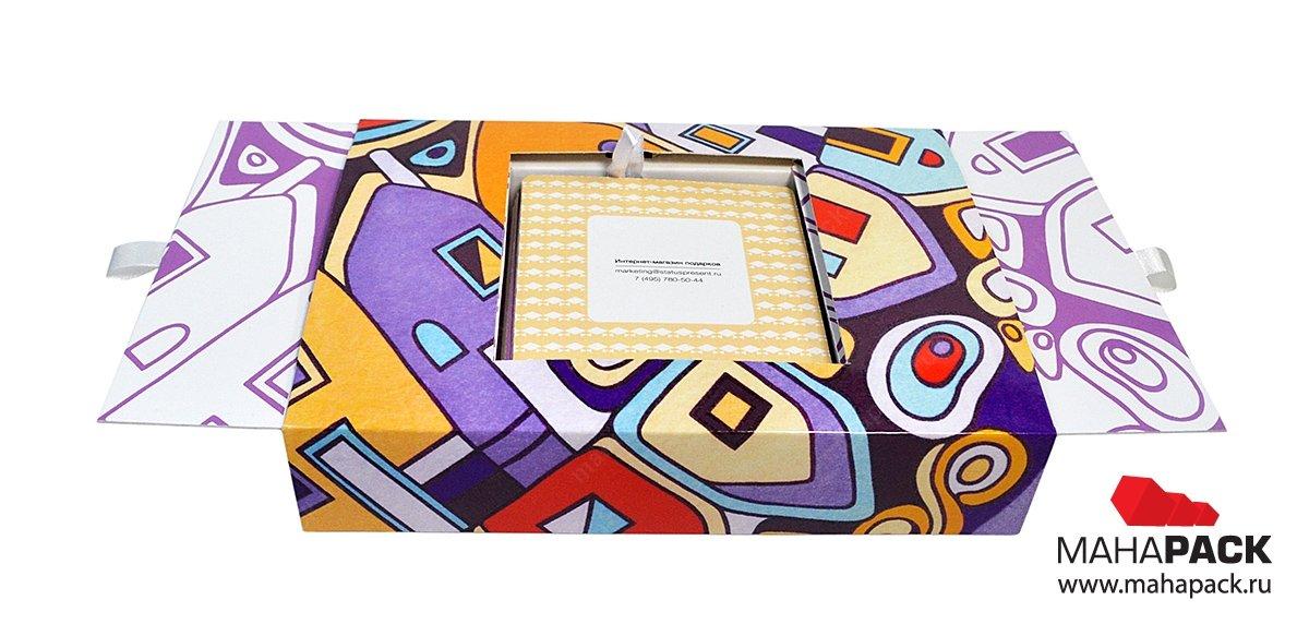 Дизайнерская упаковка из картона