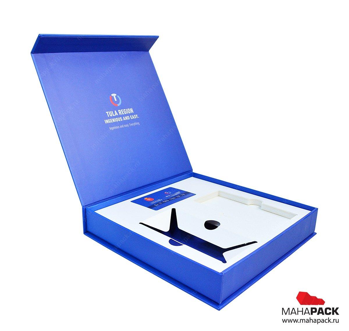Индивидуальная подарочная коробка на заказ