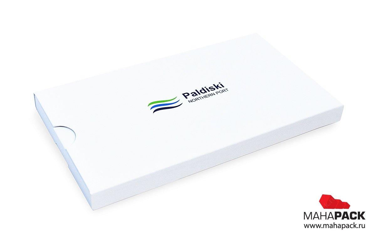 Производство картонных упаковок для приглашений и сертификатов