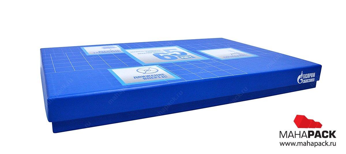Подарочная упаковка, коробки с ложементом для сувениров