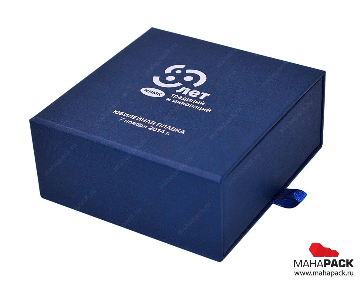 Брендированные коробки с ложементом