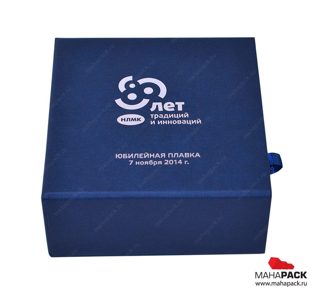 Кашированные коробки для сувениров