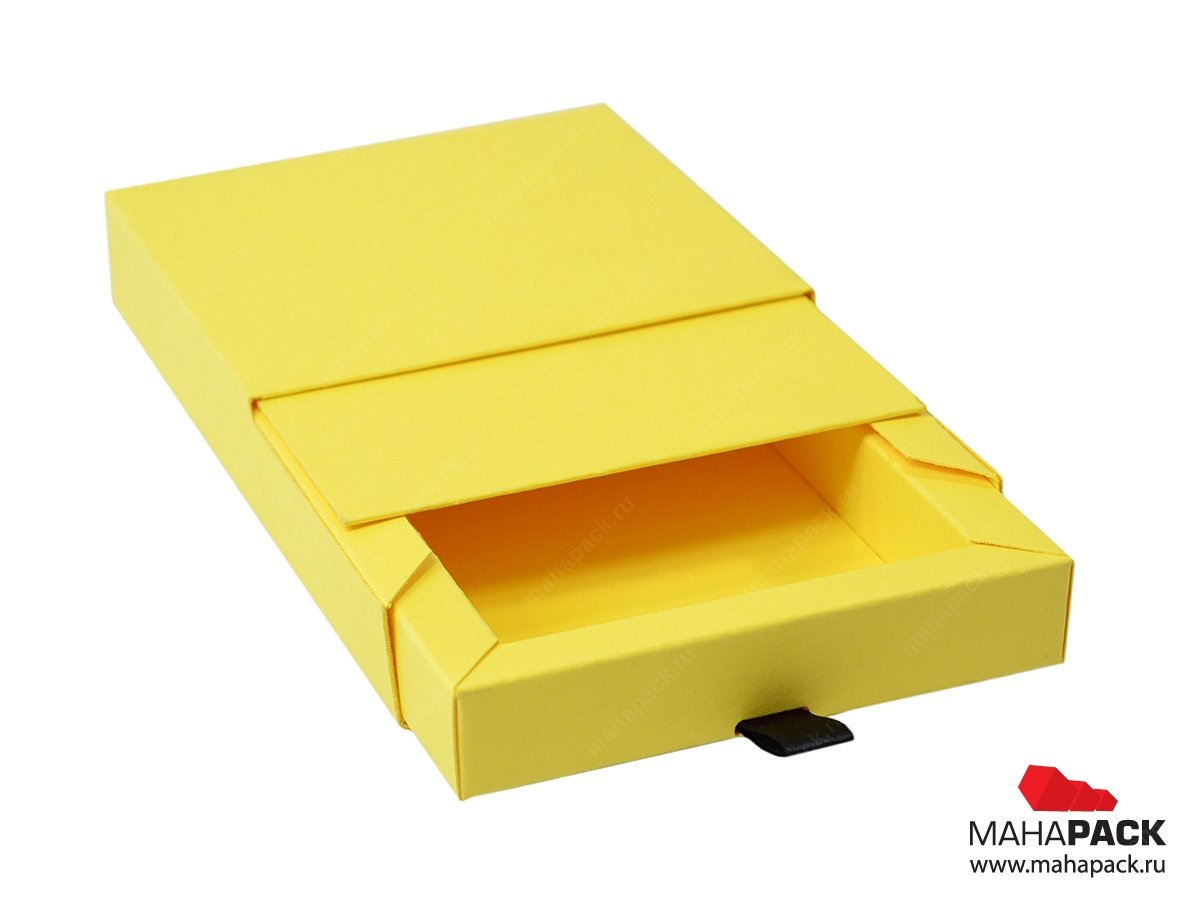 Эксклюзивная подарочная упаковка со слайд-эффектом
