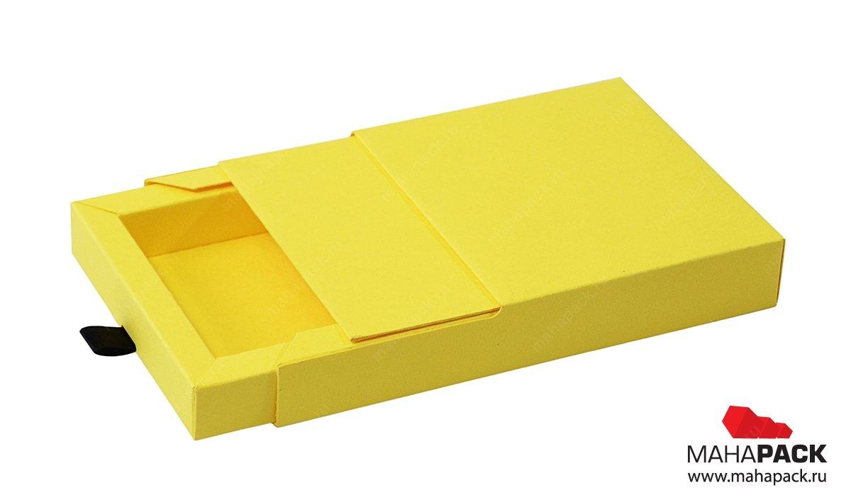 Коробка трансформер из картона