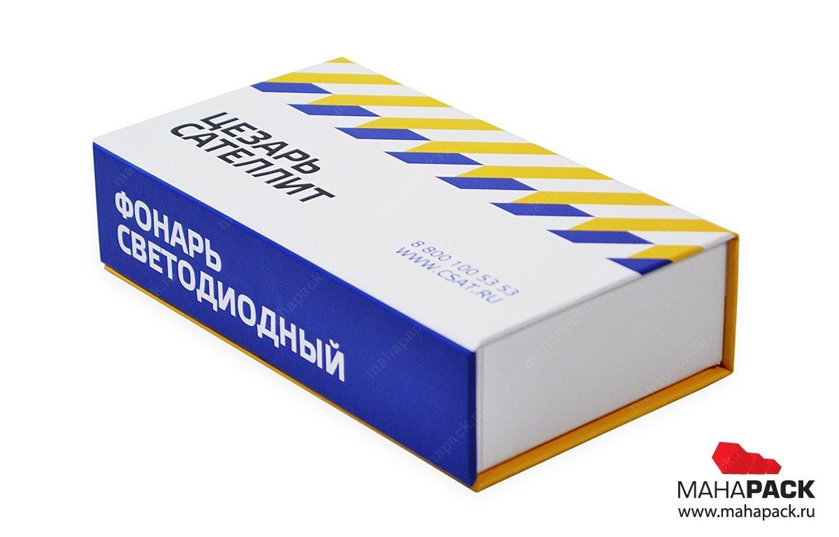 Печать на коробках Москва