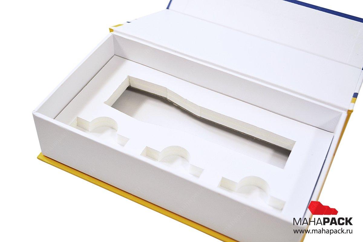 Кашированная упаковка сувениров