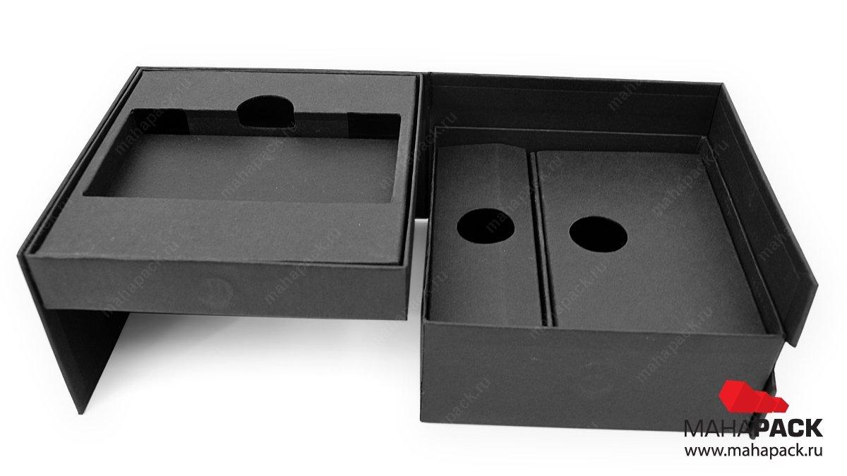 Картонная коробка-трансформер