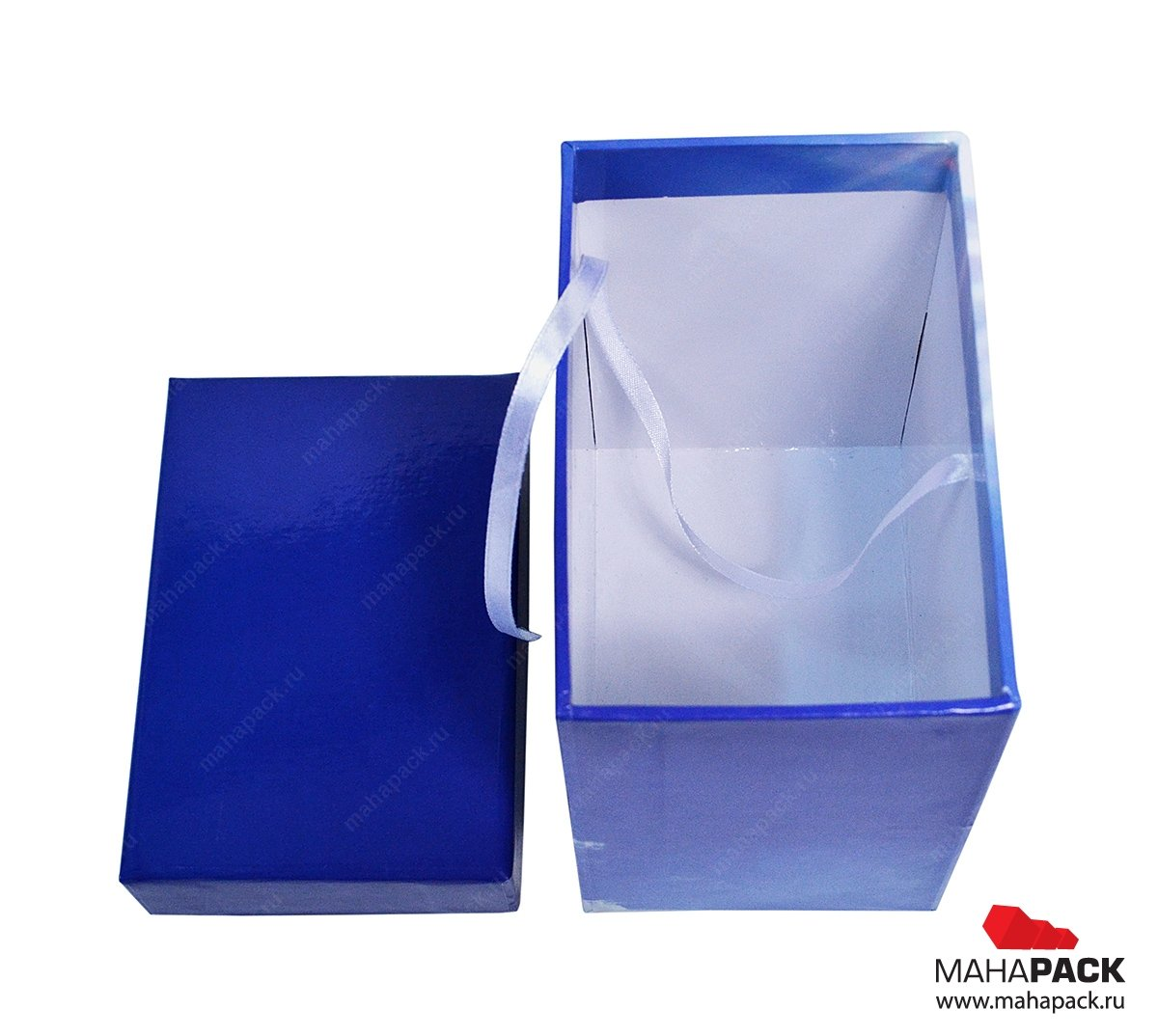 Подарочная коробка крышка дно для 8-ми джевел боксов