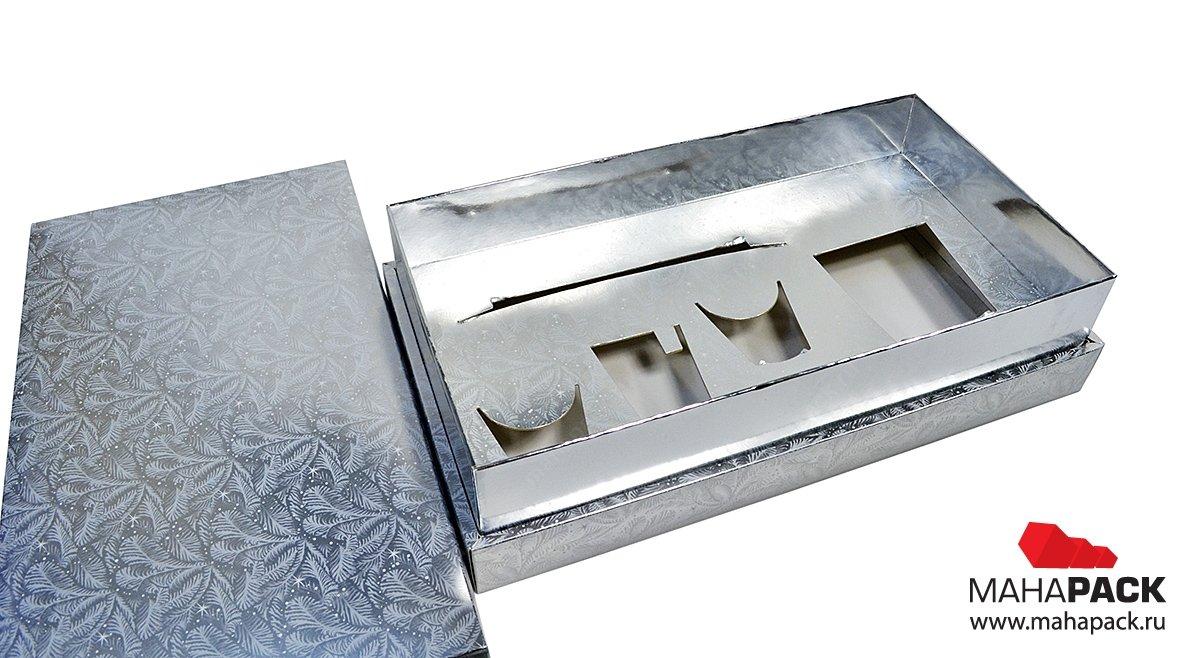 Заказать подарочные коробки для посуды