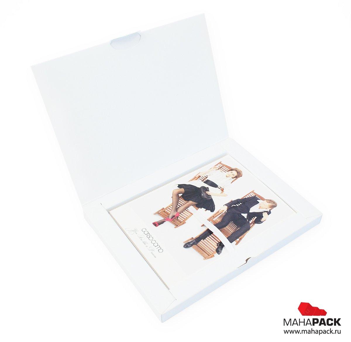 Подарочная упаковка для набора открыток