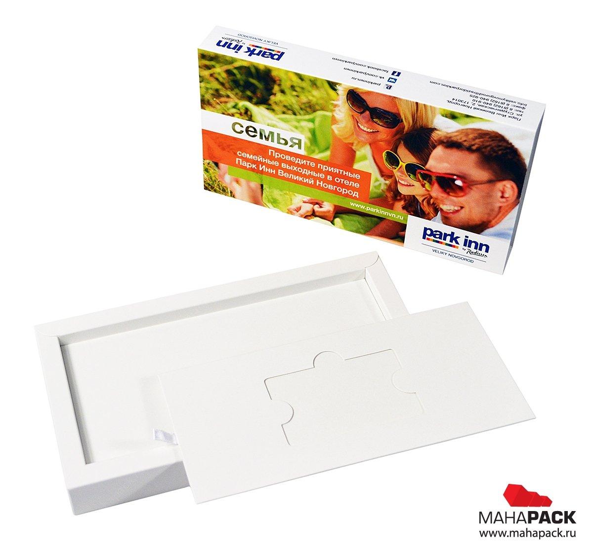 Производство упаковок из картона