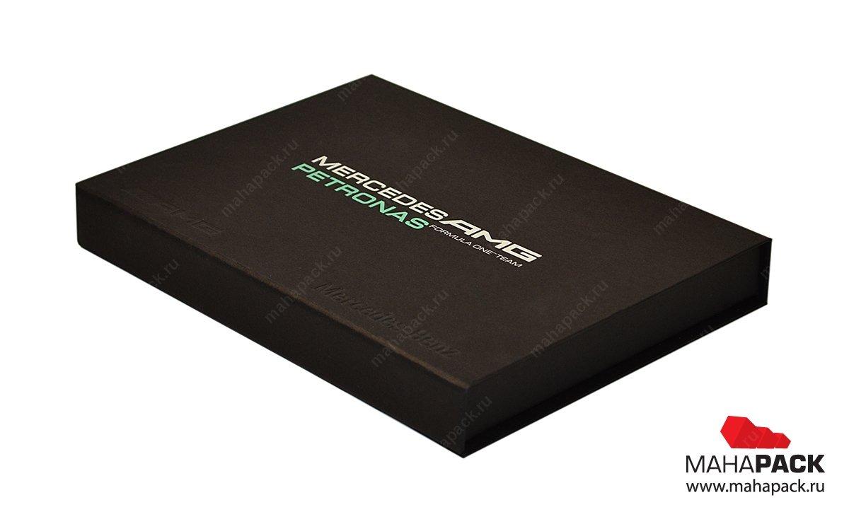 Подарочные коробки из переплётного картона