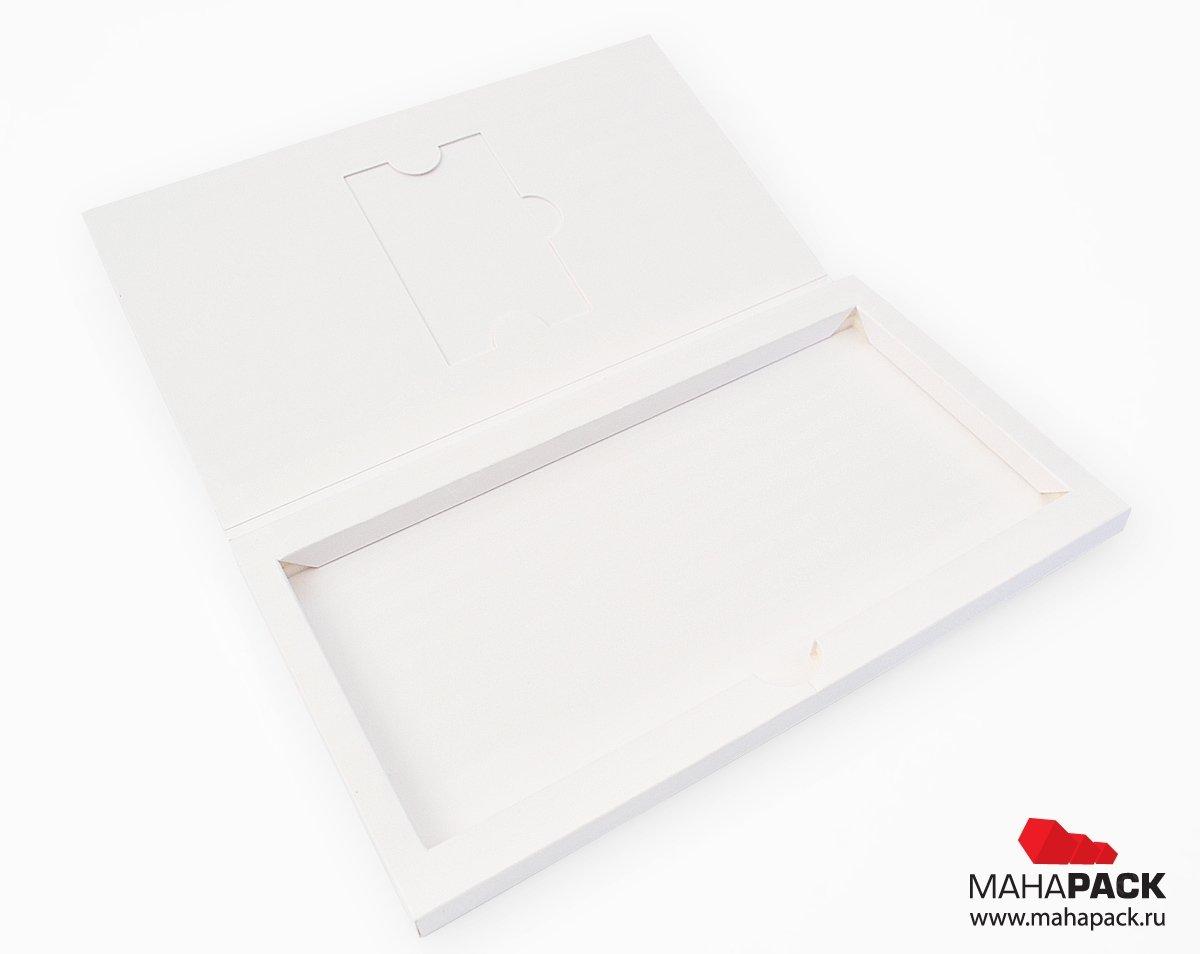 Индивидуальная упаковка для банковских карт