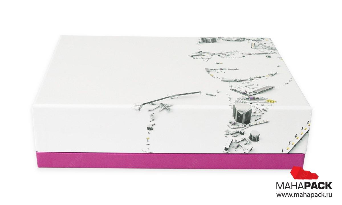 эксклюзивная подарочная упаковка для календаря