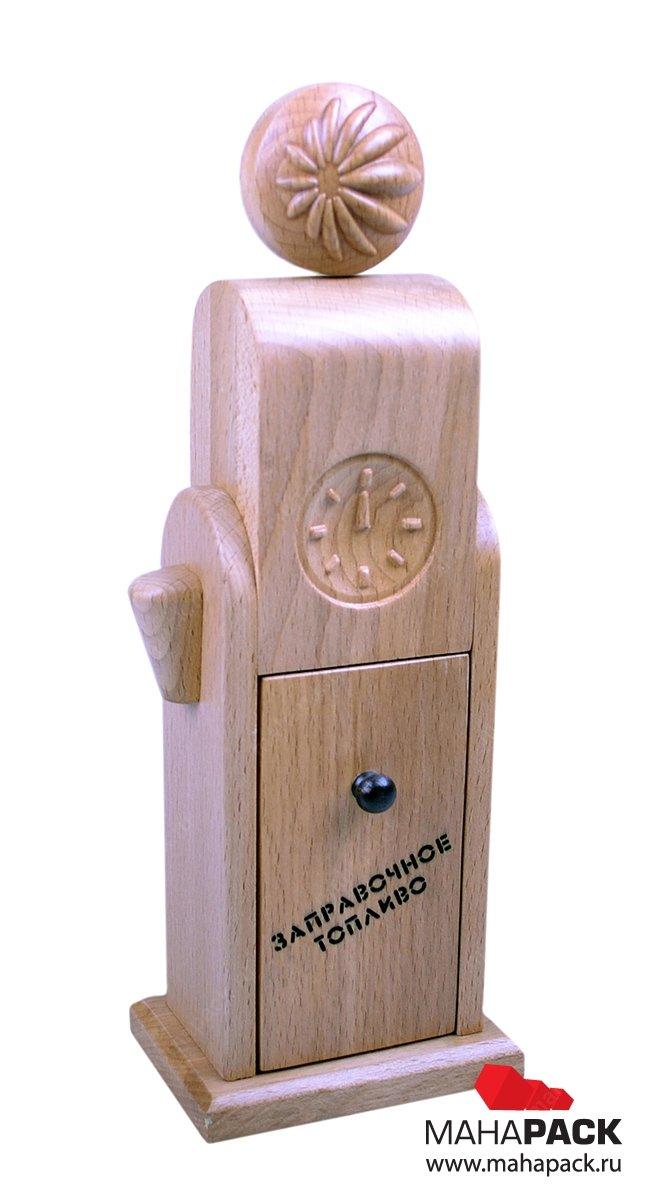 эксклюзивная деревянная упаковка для чая