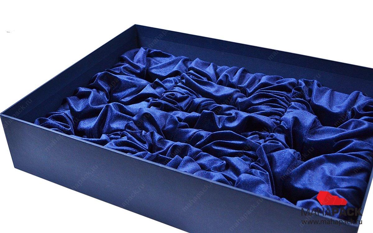эксклюзивная упаковка из дизайнерских материалов