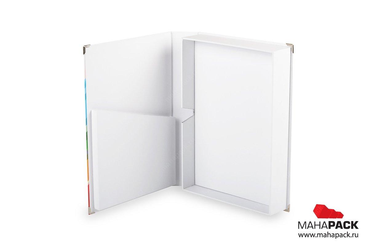 заказать коробку для фирменной документации
