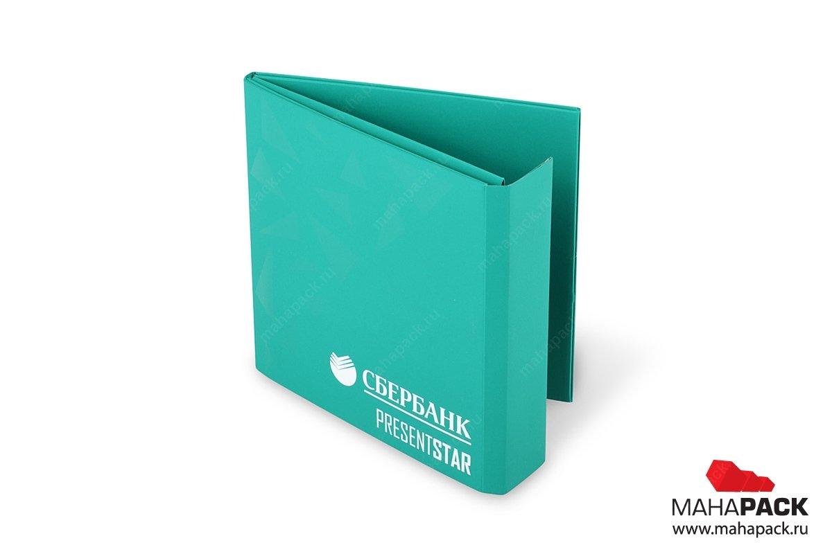 эксклюзивная подарочная упаковка для банковской карты