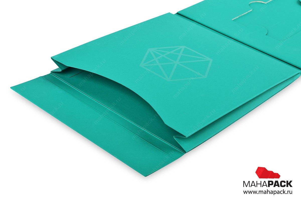 индивидуальная картонная упаковка на заказ