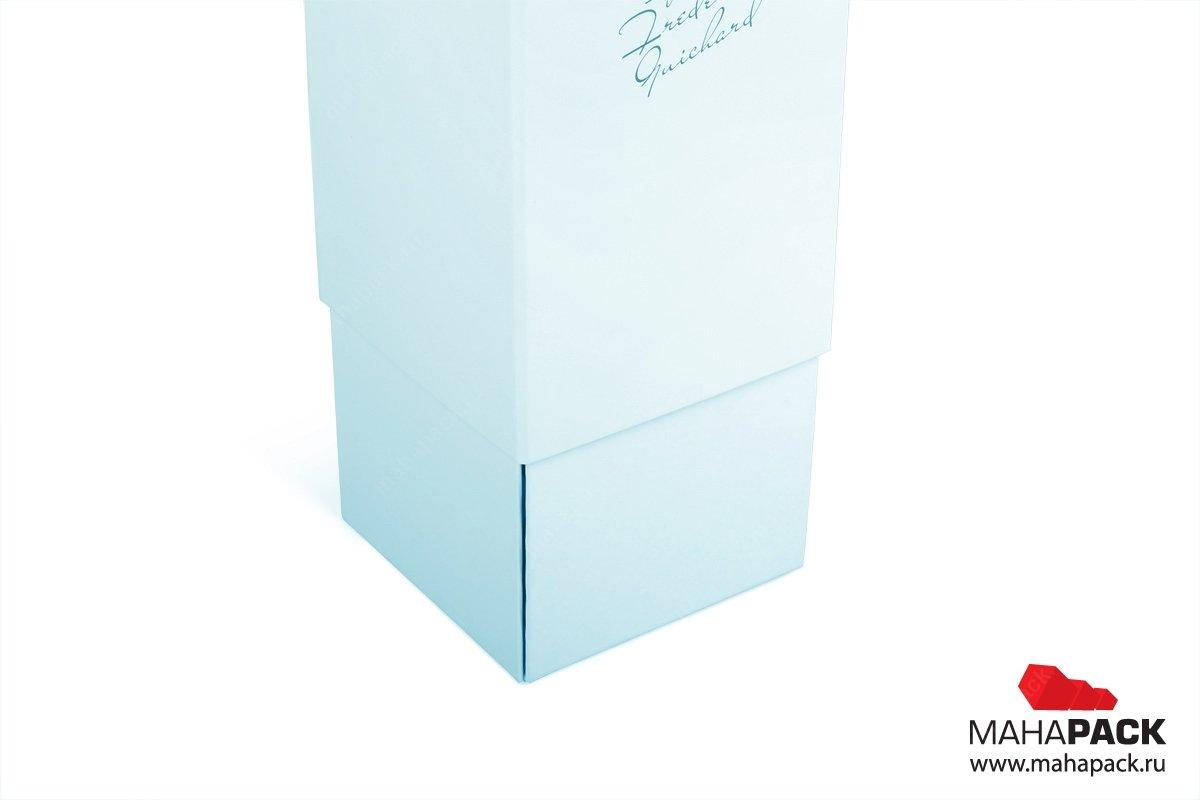 Элитная дизайнерская коробка с поп-ап элементами